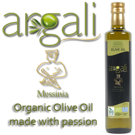 Argali Messinia Organic Olive Oil