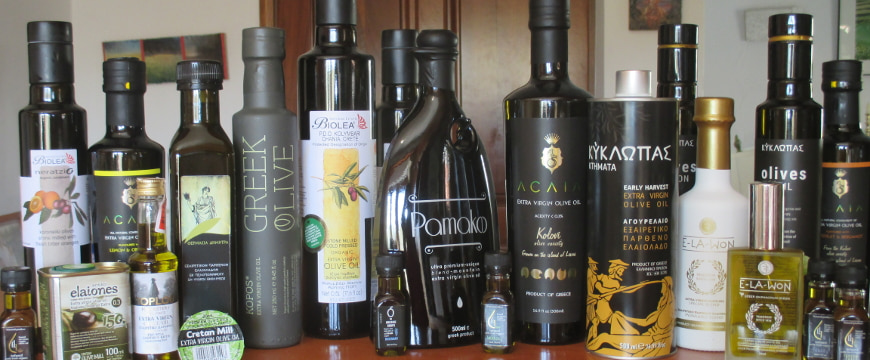 The Greek Olive Oil World in 2018: The Year in Review - Greek Liquid Gold:  Authentic Extra Virgin Olive Oil