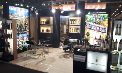 Greek Olive Oil Companies Showcase Products at SIAL Paris